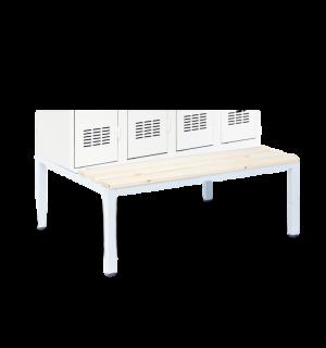 BRIDGE SB LL 1200 | Zabudovaná lavička k skriniam so šírkou 1200 mm