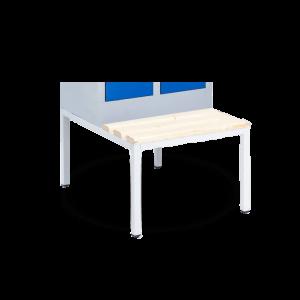 BRIDGE SB LL 500 | Zabudovaná lavička k skriniam so šírkou 500 mm
