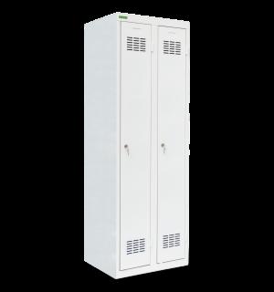 LOCKER H 2 | 2-dverová šatníková skriňa s dlhými dverami