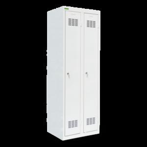 LOCKER H 2   2-dverová šatníková skriňa s dlhými dverami