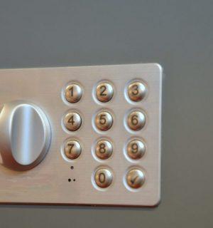 ELECTROLOCK ABAB | Elektronický zámok s kódovaním