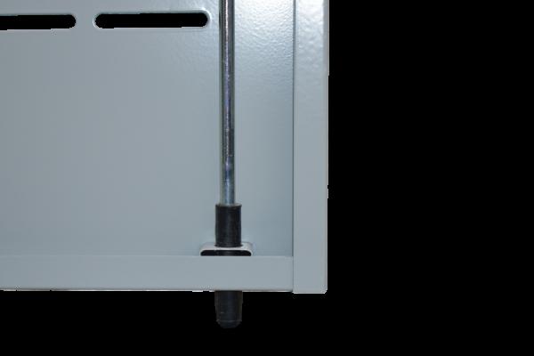LOCK 3-POINT H   Trojbodové uzamykanie k šatníkovým skriniam