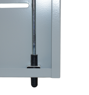 LOCK 3-POINT H | Trojbodové uzamykanie k šatníkovým skriniam