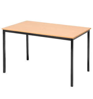 EATAB K10 120/80 BK/BH | Jedálenský stôl