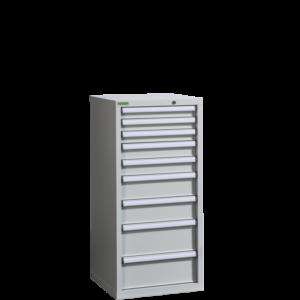 CONTI PK 1220/580 D9 | Dielenský kontajner s 9 zásuvkami