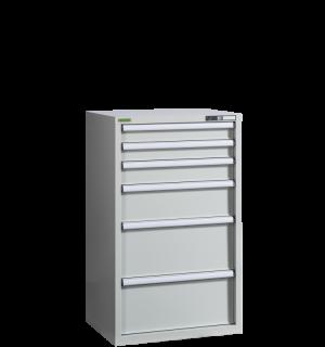 CONTI PK 1220/730 D6 | Dielenský kontajner s 6 zásuvkami