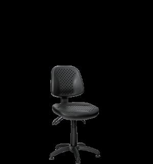 WORKSEAT MB COMFORT F | Priemyselná stolička na klzákoch