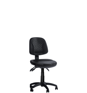WORKSEAT MB COMFORT R | Priemyselná stolička na kolieskach
