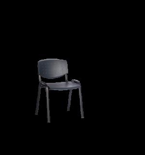 EATSEAT BA GREY | Jedálenská stolička šedá