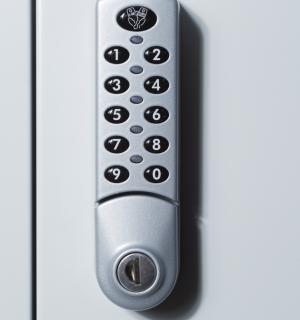 ELECTROLOCK EL S1 | Elektronický zámok s kódovaním
