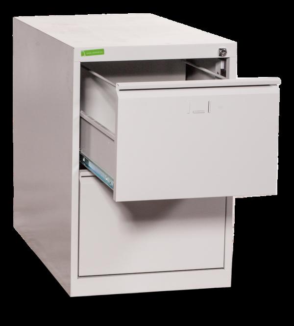 FILECAB H 2   Kartotéková skriňa s 2 zásuvkami