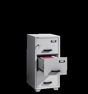 FILECAB FIRE MB 3   3-zásuvková protipožiarna kartotéková skriňa