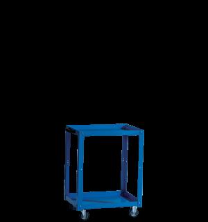 SHELFCART AP-K 600/450 2S   Ručný vozík s 2 poličkami