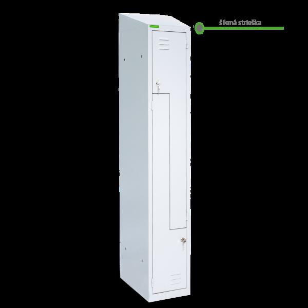 LOCKER H Z2 300   2-dverová šatníková skriňa so Z-kovými dverami