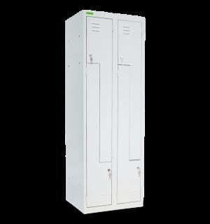 LOCKER H Z4 300 | 4-dverová šatníková skriňa so Z-kovými dverami