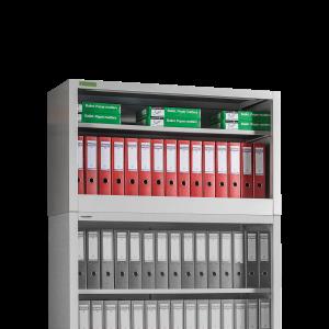 OPENCAB MB 700/1200   Nástavec na skriňu s otvoreným uskladňovacím priestorom