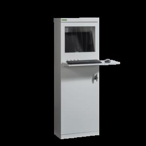 PCCAB MB 1600/550   Skriňa na počítač