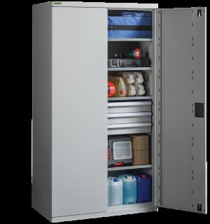 DEEPCAB PK 1950/625 3D | Hlboká skladovacia skriňa s 3 zásuvkami