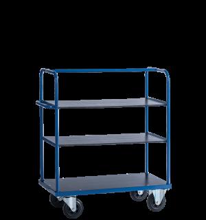 SHELFCART AP-K 1070/500 3S   Ručný vozík s 3 poličkami