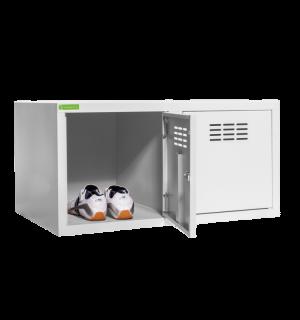 SHOEBOX H 2 400 | 2-dverová skriňa na obuv so šírkou priehradky 400 mm