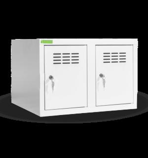 SHOEBOX H 2 | 2-dverová skriňa na obuv so šírkou priehradky 300 mm