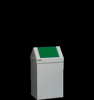 SELECTBIN MB 70L G | Kôš na separovaný odpad so zeleným vekom
