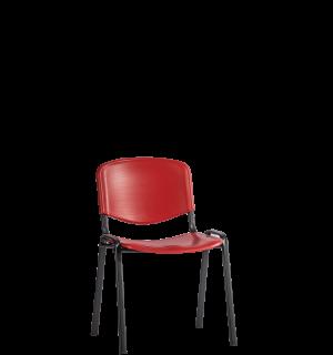 EATSEAT HAPPY MB RD | Jedálenská stolička červená