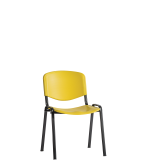 EATSEAT HAPPY MB YW | Jedálenská stolička žltá