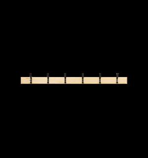 WALLHANGER LL 1500 | Nástenný vešiak so 6 háčikmi