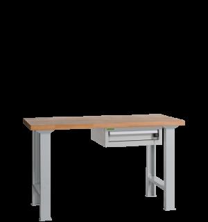 VWB PK 1500 D | Pracovný stôl so zásuvkou