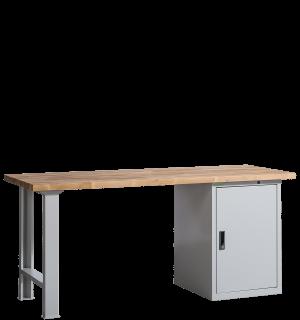 VWB PK 2000 C | Pracovný stôl so skrinkou
