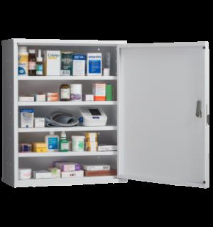 MEDICAB AP 580/470 | Lekárnička so štyrmi poličkami