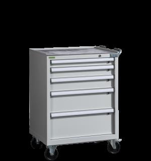 CONTI ROLL PK 1060/730 D5  | Dielensky kontajner s 5 zásuvkami