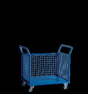 PUSHCART AP-K 966/694 3N 5015   Ručný vozík s tromi bočnicami