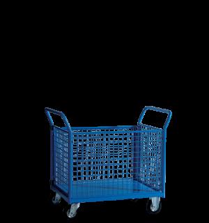 PUSHCART AP-K  966/694 4N 5015   Ručný vozík so štyrmi bočnicami