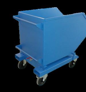 CHIPSROLL 1200 GY   Výklopný vozík na špony