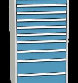 CONTI 1350/10 DB  | 10-zásuvkový dielenský kontajner