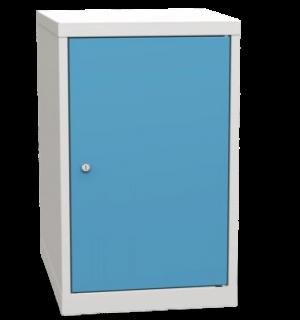 CONTI 810/1S  | Základný dielenský kontajner k pracovným stolom s 2 poličkami