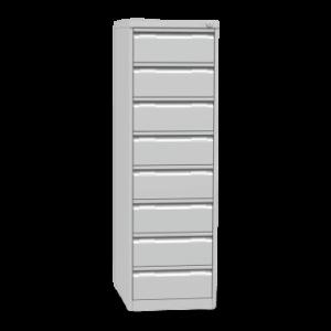 FILECAB KA A6 8   Kartotéková skriňa na formát A6 s 8 zásuvkami