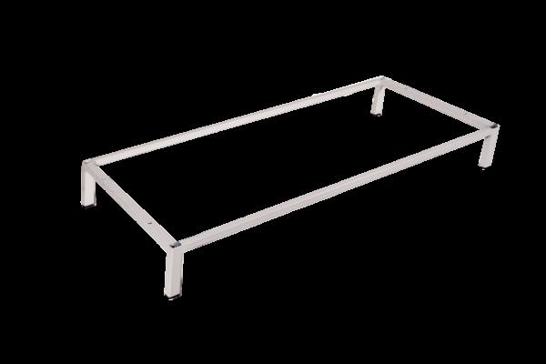 FFRAME LL HIGH 1200   Zvýšená podnož pod šatňovú skriňu so šírkou 1200 mm