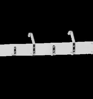 HANGER WALL 8 HPL | Vešiak na stenu z HPL s 8 háčikmi