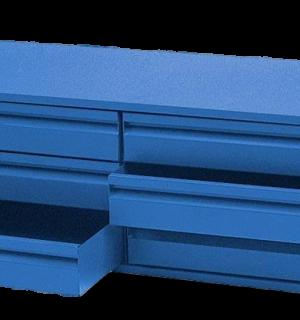 LARGECAB 500 RSOCKET 6  | 6 priečinková vysúvacia zásuvka do skrine LARGECAB
