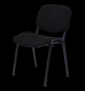 SEAT IN KON BK  | Konferenčná stolička stohovateľná – čierna