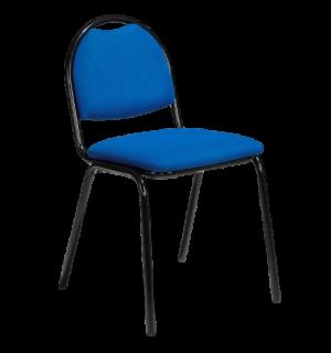SEAT IN GG BE | Stapelbarer Konferenzstuhl mit Armlehnen