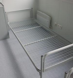 SLEEPI 2000/900 GY | Skladacia kovová posteľ