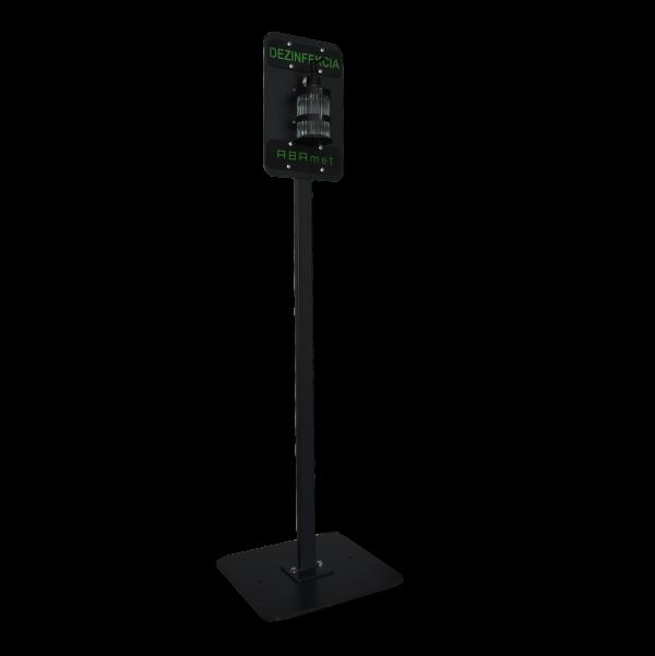 STAND DISP MC 1290 7016    Mobilný stojan na dezinfekčné prostriedky