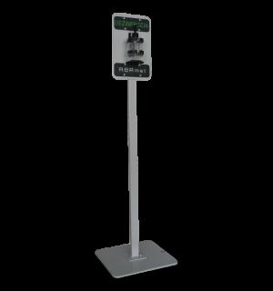 STAND DISP MC 1290 7035  | Mobilný stojan na dezinfekčné prostriedky