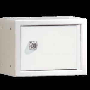 WALLBOX 1/1 W | Nástenný box na úschovu cenností