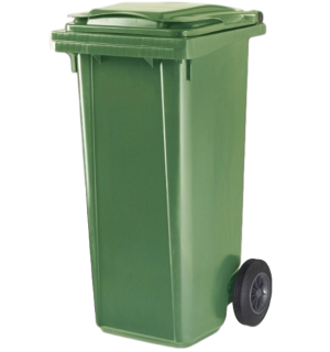 KUKA 120 GE | Plastový smetiak s objemom 120 L