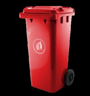 KUKA 240 RD | Plastový smetiak s objemom 240 L